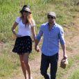 Blake Lively et Ryan Reynolds, amoureux gourmands sous le soleil de Los Angeles. Mars 2012