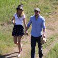 Blake Lively et Ryan Reynolds vivent leur amour au grand jour sous le soleil de Los Angeles. Mars 2012