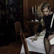 Alice Dellal, égérie rock-mantique pour Chanel et son Boy