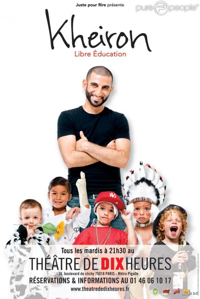 Kheiron - Libre Éducation