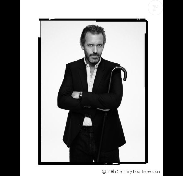 Hugh Laurie alias Dr House
