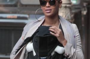 Beyoncé : Elle remonte sur scène et protège sa petite Blue Ivy de Rihanna