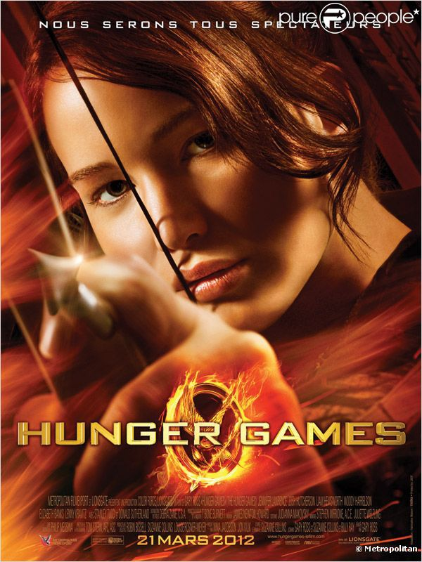 film Hunger Games en streaming