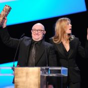 César 2012 - Mathilde Seigner s'explique : ''C'est cruche, c'est con''