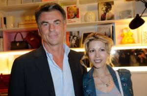 Tristane Banon et Bruno Gaccio : élégants et souriants pour un Bel ami