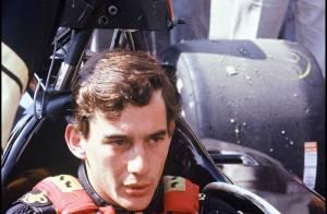 Ayrton Senna : 18 ans après sa mort, la F1 de ses premiers exploits en vente