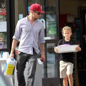 Ryan Phillippe: Son ex Reese Witherspoon enceinte, il passe du temps avec Deacon