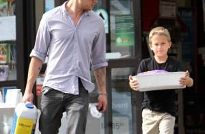 Ryan Phillippe: Son ex Reese Witherspoon enceinte, il passe du temps avec Deacon
