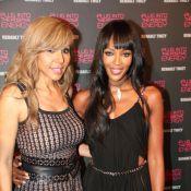 David et Cathy Guetta : Amoureux et complices autour de Naomi Campbell