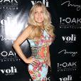 Fergie, sexy moulée dans une robe Givenchy fête son anniversaire à Las Vegas, le 31 mars 2012.