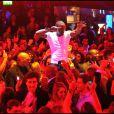 Grosse ambiance au VIP Room à l'occasion de la venue d'Akon, le vendredi 30 mars 2012.