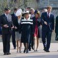 Jour de commémoration à Windsor : vendredi 30 mars 2012 au matin, les royaux britanniques se remémoraient, à l'initiative de la reine Elizabeth II, les regrettées reine mère et princesse Margaret, respectivement décédées à 101 et 71 ans en 2002.