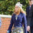 La princesse Beatrice d'York, toujours mince... Jour de commémoration à Windsor : vendredi 30 mars 2012 au matin, les royaux britanniques se remémoraient, à l'initiative de la reine Elizabeth II, les regrettées reine mère et princesse Margaret, respectivement décédées à 101 et 71 ans en 2002.