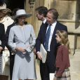 Le 30 mars 2012, les royaux britanniques se sont rassemblés en la chapelle Saint-George de Windsor pour honorer la mémoire de la princesse Margaret et de la reine mère.