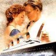 L'affiche de  Titanic  (1997) de James Cameron.