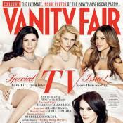 La sexy et stylée Claire Danes met le grappin sur les couvertures de magazines
