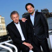 Arnaud et Patrick Poivre d'Arvor, unis pour un retour télévisuel en Flash Back