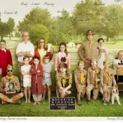 Cannes 2012 : La charmante photo de famille de Moonrise Kingdom
