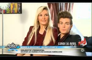 Les Anges de la télé-réalité 4 : Tensions et disputes entre Marie et Geoffrey