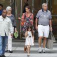 Exclusif : Katie Holmes et sa Suri en famille 28 mars 2012, à la Nouvelle Orléans.