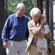 Exclusif : Le 1er avril 2012, Kathleen et Martin Holmes ont fait une balade en famille