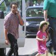 Exclusif : Le 1er avril 2012, Suri s'est baladée avec son frère aîné Connor à la Nouvelle Orléans