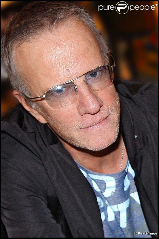 Christophe Lambert en mai 2011 à Paris - Portrait