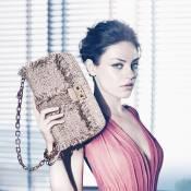 Mila Kunis dévoile encore tout son charme pour Dior