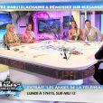 Le plateau des Anges de la télé-réalité 4, le mag