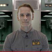 Prometheus : Michael Fassbender, le robot le plus flippant de la série Alien ?