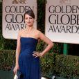Une star française qui en jette ! Bérénice Bejo sur le tapis rouge des Golden Globes 2012