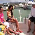 Plongée sous-marine pour Nabila, Myriam, Bruno et Mohamed dans Les Anges de la télé-réalité 4 le vendredi 20 avril 2012 sur NRJ 12