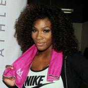 Serena Williams : Elegante et séductrice pour transpirer et donner des cours