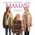 Affiche du film Maman, avec Mathilde Seigner, Josiane Balasko et Marina Foïs