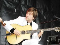 PHOTOS : Thomas Dutronc, la cerise sur le gâteau à Chantilly !