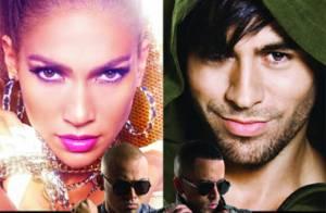 Jennifer Lopez, sexy et amoureuse, retourne à ses racines avec Enrique Iglesias