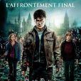 L'affiche du film Harry Potter et les Reliques de la mort - partie II