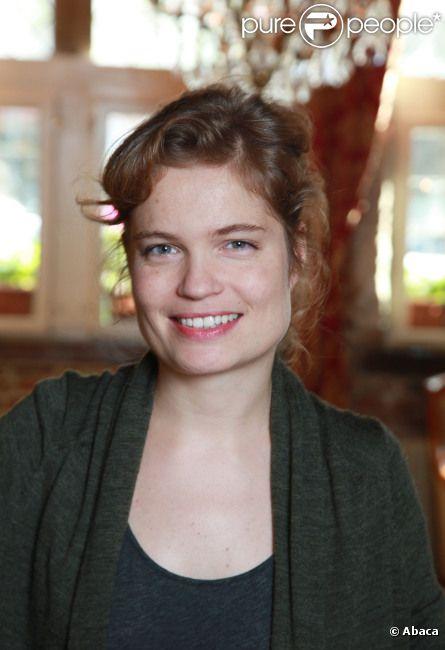 Sarah Biasini en octobre 2011 à Valenciennes