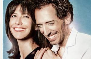 Un bonheur n'arrive jamais seul : Sophie Marceau et Gad Elmaleh tombent amoureux