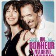 Un bonheur n'arrive jamais seul , avec Sophie Marceau et Gad Elmaleh. En salles le 27 juin.