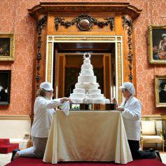 Le gâteau de mariage du prince William et Kate Middleton, oeuvre de ...