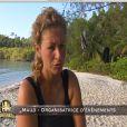 Maud dans Koh Lanta - La Revanche des héros le vendredi 4 mai 2012 sur TF1