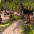 Atelier tissage dans Koh Lanta : La Revanche des héros le vendredi 4 mai 2012 sur TF1