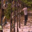 Epreuve d'immunité dans Koh Lanta : La Revanche des héros le vendredi 4 mai 2012 sur TF1