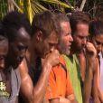 Conseil dans Koh Lanta : La Revanche des héros sur TF1 le vendredi 4 mai 2012
