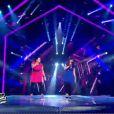 Prestation de Amalya et Al.Hy dans The Voice, samedi 5 mai 2012 sur TF1