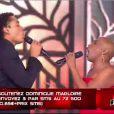 Dominique et Stephan dans The Voice, samedi 5 mai 2012 sur TF1