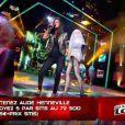 Aude dans The Voice, samedi 5 mai 2012 sur TF1