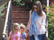 Jennifer Garner entourée de ses deux chipies, Ben Affleck se détend entre amis