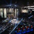 Jermaine Paul durant la finale de  The Voice  US, sur NBC, les 7 et 8 mai 2012.